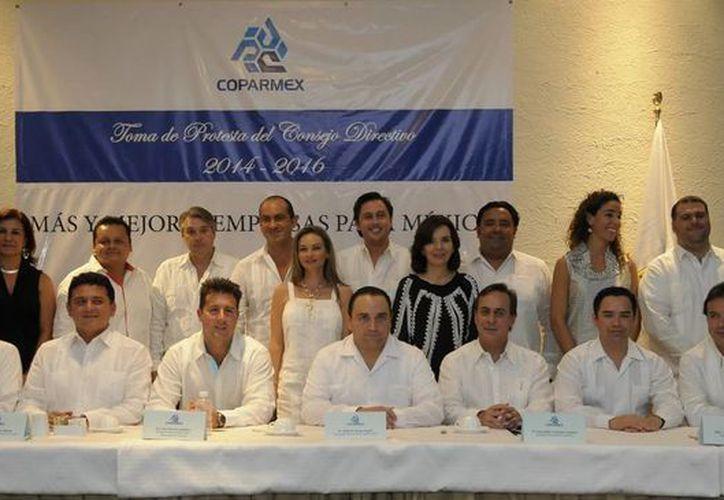 El evento fue realizado en el hotel Intercontinental. (Redacción/SIPSE)