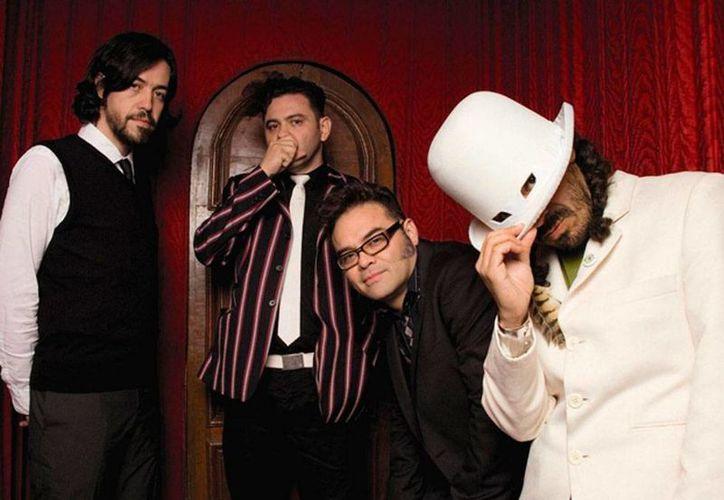 El grupo musical Café Tacvba cumple 25 años de carrera y lo celebrará en grande con un gira por México y Latinoamérica. (Archivo/musicworldmx.com)