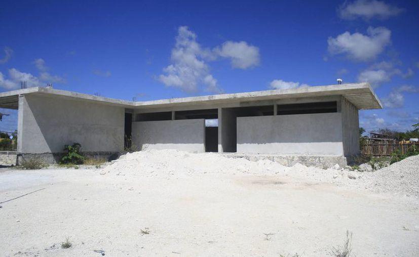 Los trabajos iniciaron en 2012 y la inversión programada fue de dos millones de pesos. (Harold Alcocer/SIPSE)