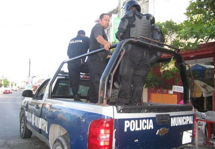 Autoridades eforzarán la vigilancia en las escuelas de Isla Mujeres.  (Lanrry Parra/SIPSE)