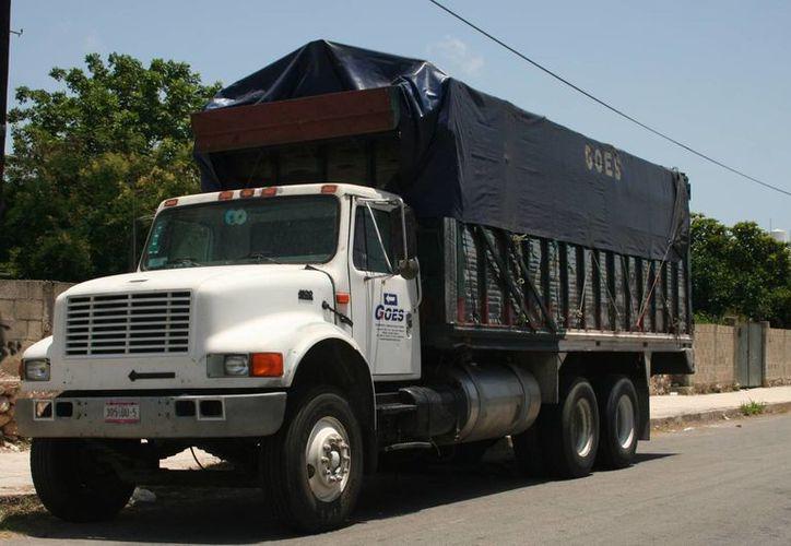 Los camioneros señalan que las carreteras yucatecas son seguras. (Milenio Novedades)
