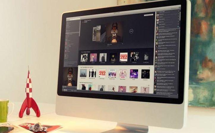 La versión para escritorio de Spotify tiene un error que infecta con malware algunas computadoras. (chrome.google.com)