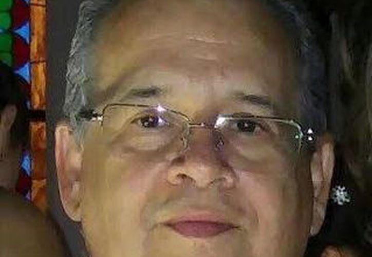 Pedro Marín Campos, presidente del Colegio de Médicos de Yucatán: incluso hubo tortura contra pediatras veracruzanos detenidos. (Milenio Novedades)