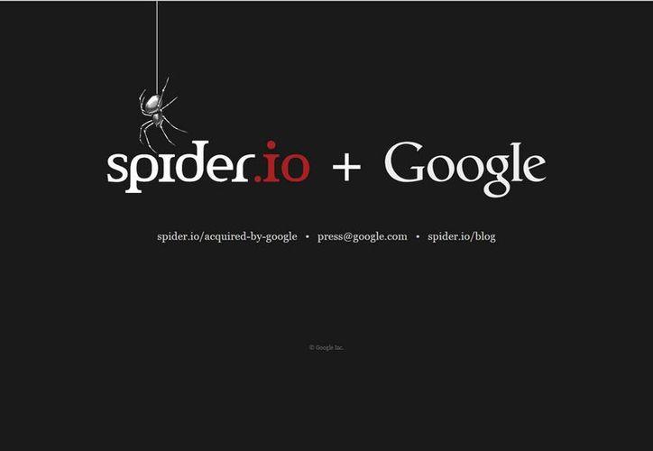 La experiencia de Spider.io junto con el poder de computación de Google ha catalizado el proceso de lucha contra el fraude publicitario. (spider.io)