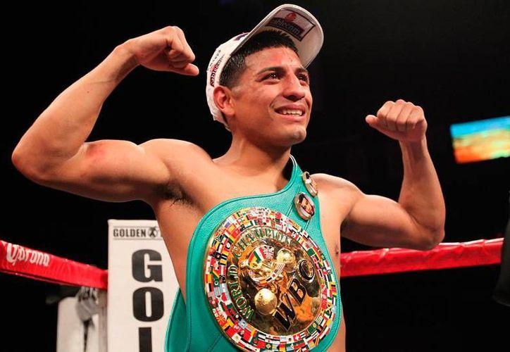 "Este sábado, González defenderá su cetro ante Clive ""Punisher"" Atwell. (Foto: The Boxing Voice)"