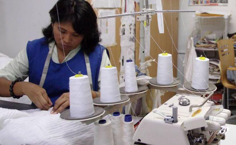 Destacan en la creación de empleos las empresas del ramo textil y joyero.  (Milenio Novedades)
