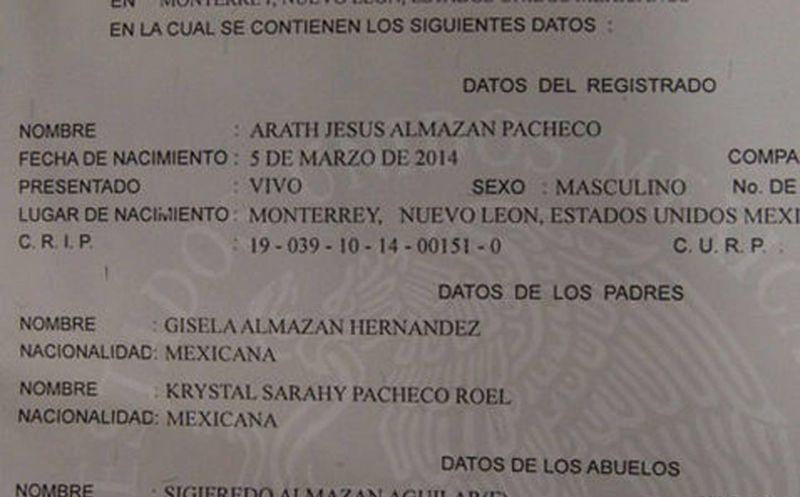 Registro Civil de Nuevo León accede a registrar a hijo de pareja ...
