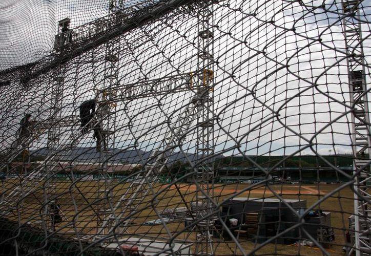 En Chiapas autoridades garantizarán la seguridad del Papa Francisco y los visitantes. En la imagen el estadio Víctor Manuel Reyna, uno de los sitios donde estará. (Imagen de contexto de Notimex)