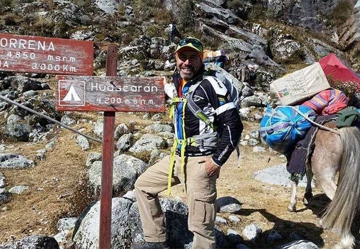 El cuerpo de Carlos Guido Belkotosky Rascón fue localizado en una zona conocida como 'La Canaleta'. (Facebook)