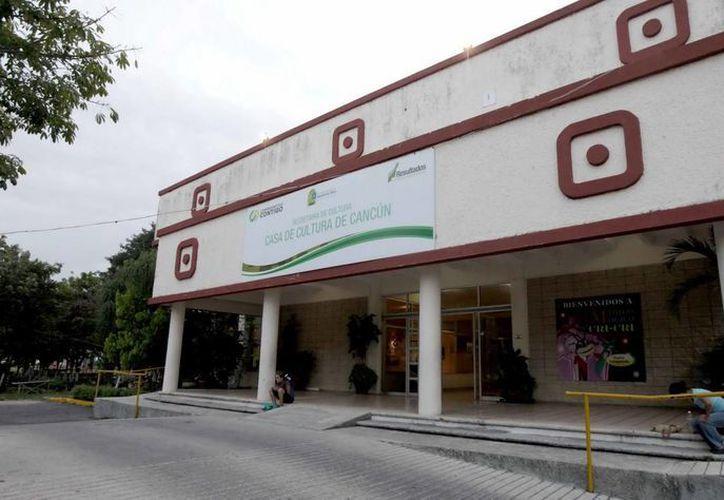 La Casa de la Cultura de Cancún ofrecerá eventos de cine, teatro, danza, ciencias y talleres para todo el público durante marzo. (Redacción/SIPSE)