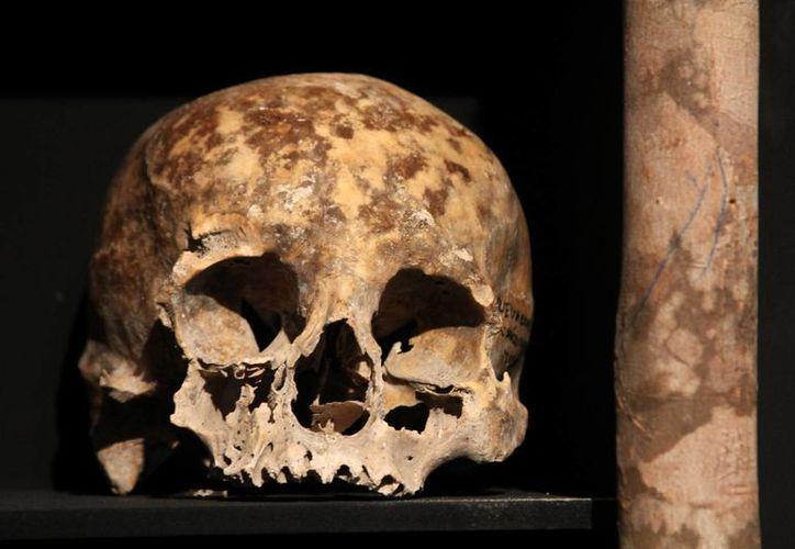 Campeche fue seleccionado por su significativa y representativa forma de celebrar el Día de Muertos. (Notimex)