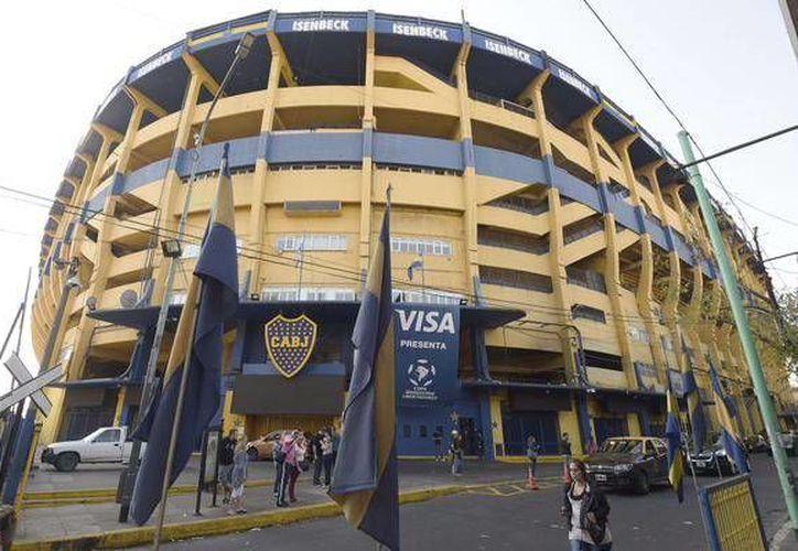 """El estadio Alberto José Armando, mejor conocido como """"La bombonera"""" fue vetado por la Conmebol, después de los incidentes ocurridos el jueves pasado. (Sitio oficial/C.A Boca Juniors)"""