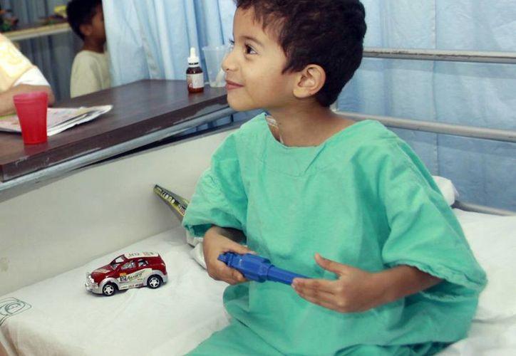 Esta Navidad regala un obsequio especial para los niños con alguna enfermedad. (Milenio Novedades)