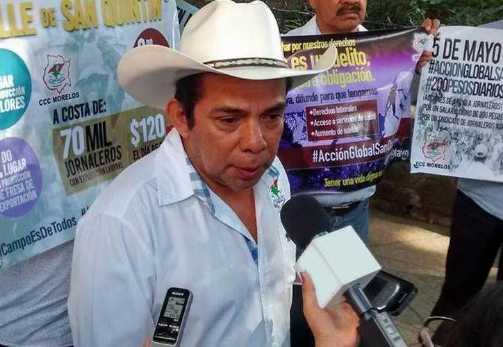 Humberto Sandoval fue señalado por algunos miembros de la comunidad de intentar involucrarse de manera directa en la elección del nuevo ayudante municipal. (Facebook de Humberto Sandoval)