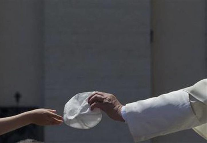 La Santa Sede y EU firmaron un acuerdo por el que se comprometieron a compartir información sobre cuentahabientes estadounidenses del banco vaticano. Imagen de contexto. (Archivo/AP)