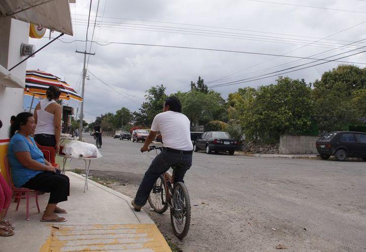 El fresco prevalecerá en la Península de Yucatán porque el frente frío 19 se mantiene sobre el sureste del país. (Juan Albornoz/SIPSE)