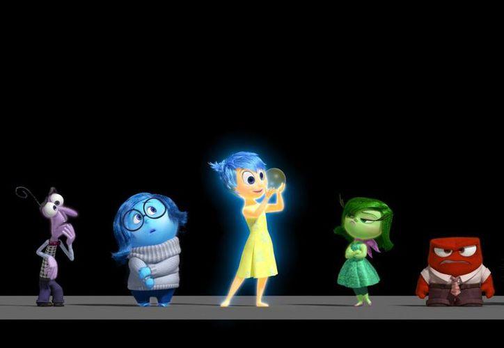Inside out (Intensa-mente) es una de las 16 películas animadas registradas por la Academia rumbo a los premios Oscar. (garuyo.com)