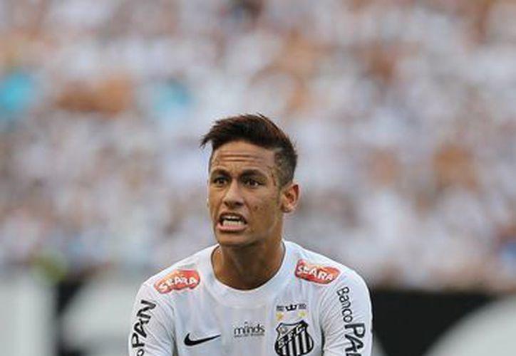 Ahora toca a Neymar decidir a qué club se irá. (Agencias)