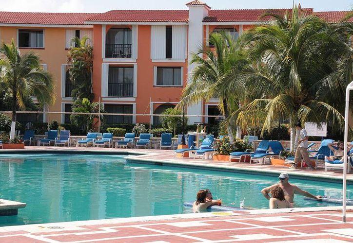 La ocupación hotelera llegó casi al 80% durante la celebración del carnaval. (Gustavo Villegas/SIPSE)
