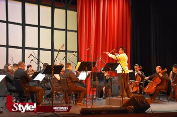 Gran gala musical de la Orquesta Sinfónica de Cancún
