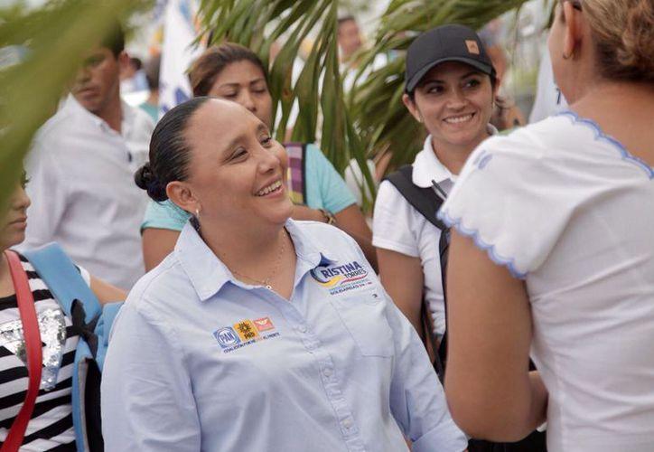 Torres Gómez exhortó a los ciudadanos a analizar su voto y valorar quién de los candidatos ha dado mejores resultados.