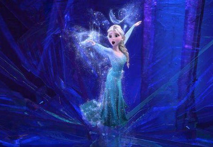 La historia de la reina Elsa y su hermana Anna continúa cosechando éxitos.(Facebook/Frozen)