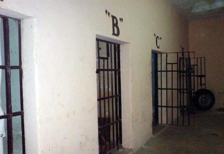 Las cárceles municipales de Yucatán enfrentan muchas deficiencias. (Milenio Novedades)