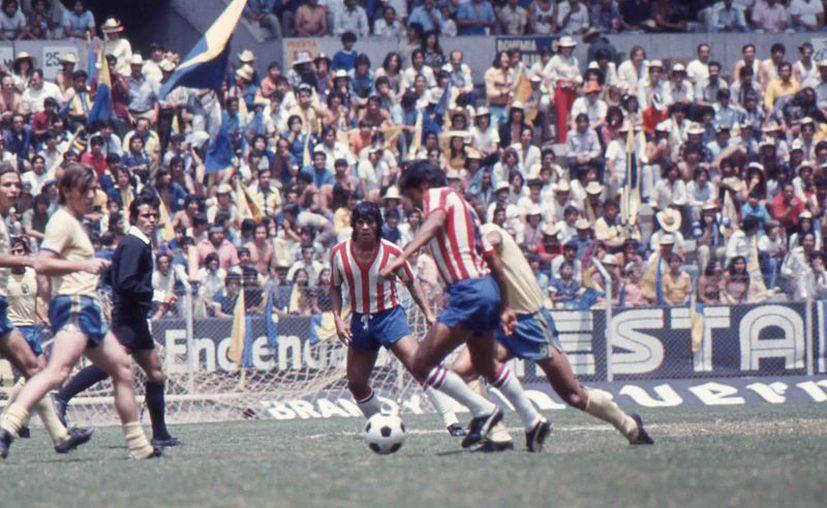 Alberto Onofre hizo a Chivas campeón en la temporada 1969-70. (Foto: Mexsport)