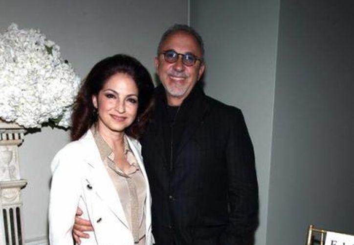La vida de Emilio y Gloria Estefan sería representada en un musical de Broadway. (www.nydailynews.com/Archivvo)