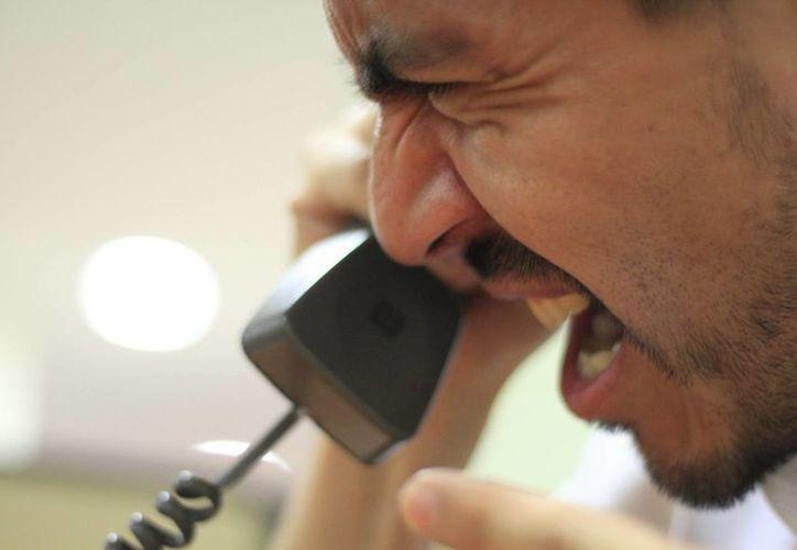 Puedes denunciar a los números de emergencia 066 y 089. (Sergio Orozco/SIPSE)