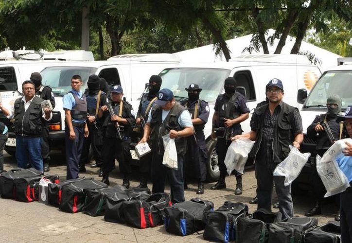 La Policía de Nicaragua incautó al menos siete millones de dólares durante la detención. (Archivo/Notimex)