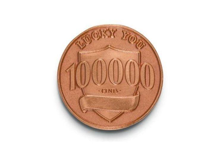 Regalan casi 1,000 dólares (20,000 pesos) a quien encuentre estas monedas en Estados Unidos. (Foto: Ally)