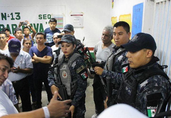 La Fepade investiga tres hechos denunciados como delitos electorales en Q. Roo. (Ángel Castilla/SIPSE)