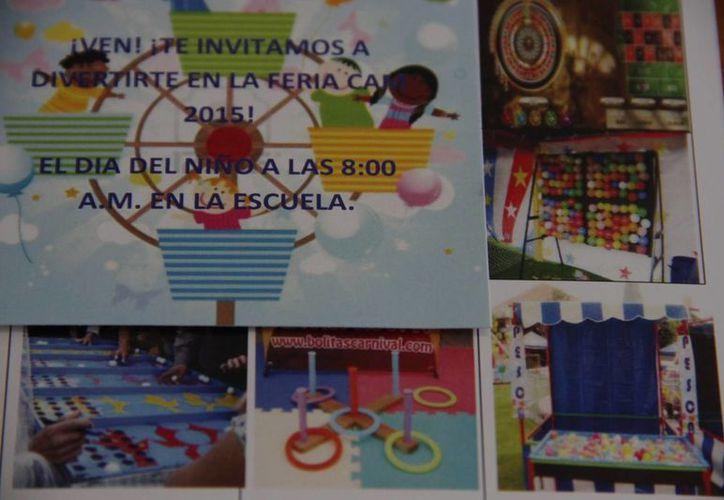 La institución contantemente planea actividades lúdico-educativas para los pequeños. (Consuelo Javier/SIPSE)