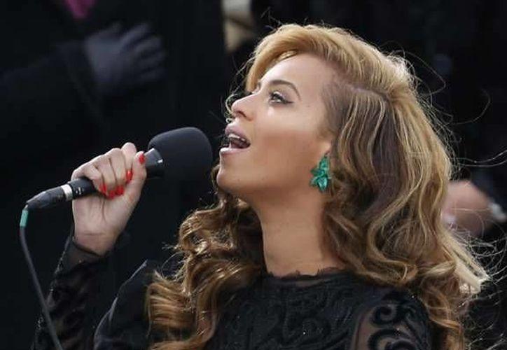 Beyoncé está por estrenar material discográfico. (Agencias)