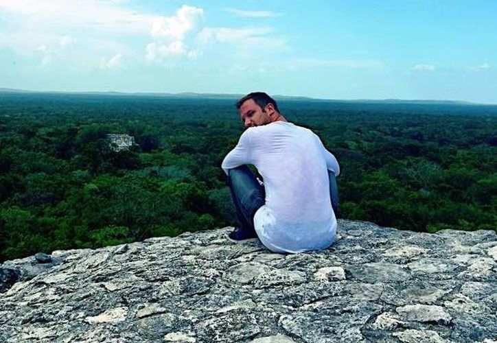 El Dj holandés se presentará este martes en la zona arqueológica de Calakmul, como parte de la recaudación de fondos para la conservación de especies de la selva maya.(Milenio Novedades)