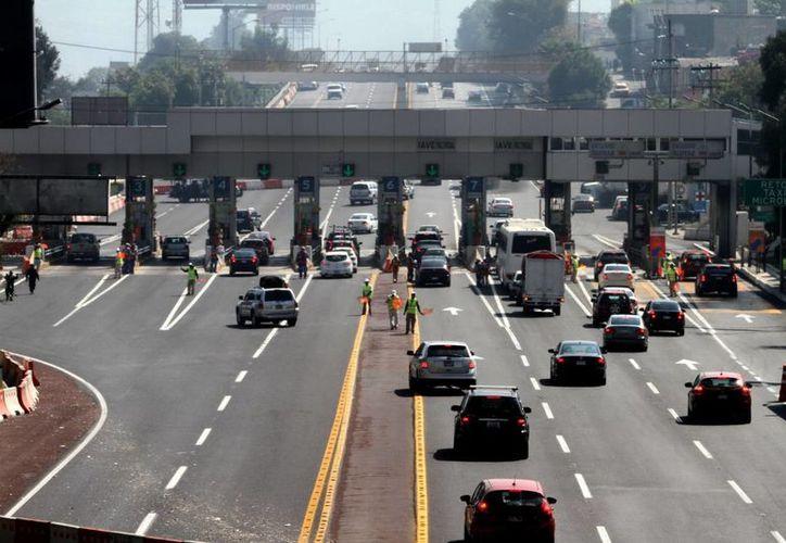 Capufe dio a conocer que a partir del 30 de noviembre se incrementaron los costos en los tramos carreteros. (Archivo/Notimex)