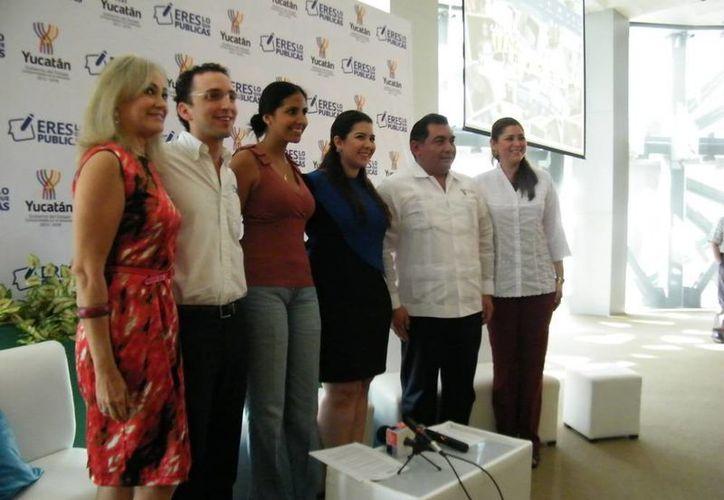 Eres lo que publicas recibe el apoyo del Gobierno del Estado de Yucatán. (Cecilia Ricárdez/SIPSE)
