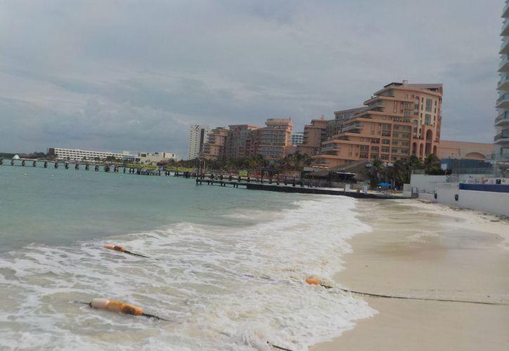 El pago de derechos por el terreno en Punta Nizuc alcanzó un adeudo millonario. (Foto: Israel Leal)