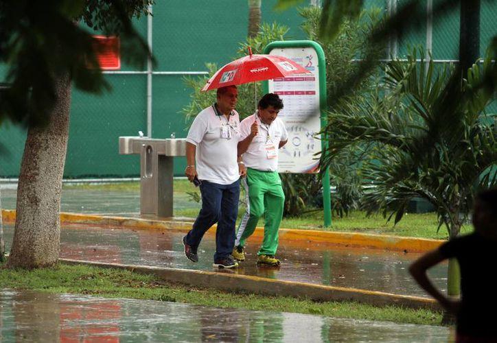 Ayer se registraron algunas lluvias en Mérida. (SIPSE)