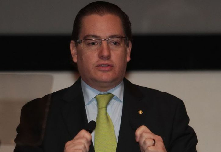 Salomón Chertorivski fue designado secretario de Salud en septiembre de 2011 en sustitución de José Ángel Córdova Villalobos. (Notimex)