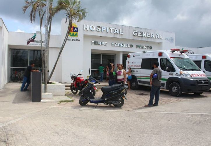 La Comisión de Derechos Humanos investiga la muerte de un bebé en el Hospital General. (Benjamín Pat/SIPSE)