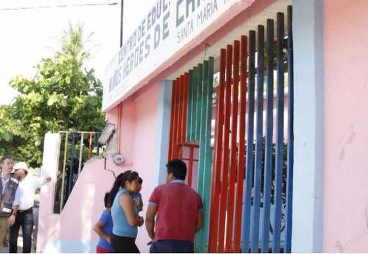 Aurelio Nuño, aseguró que el próximo lunes se reanudarán las clases en la mayoría de las escuelas de Chiapas. (Twitter).