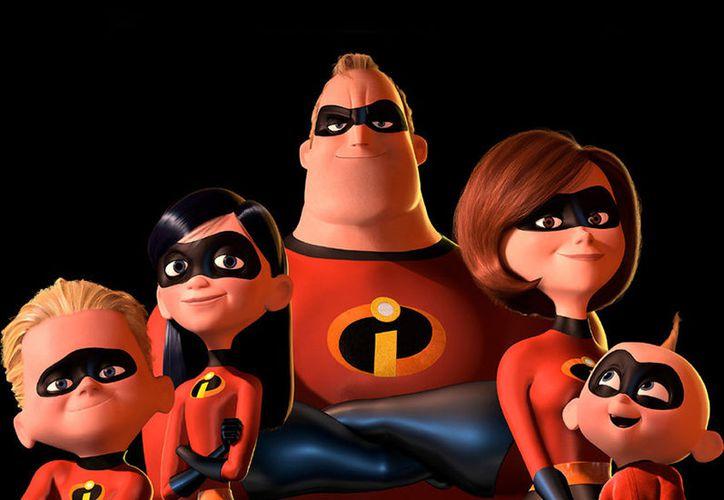 Los Increíbles 2 tendrá nuevos personajes. (Pixar)