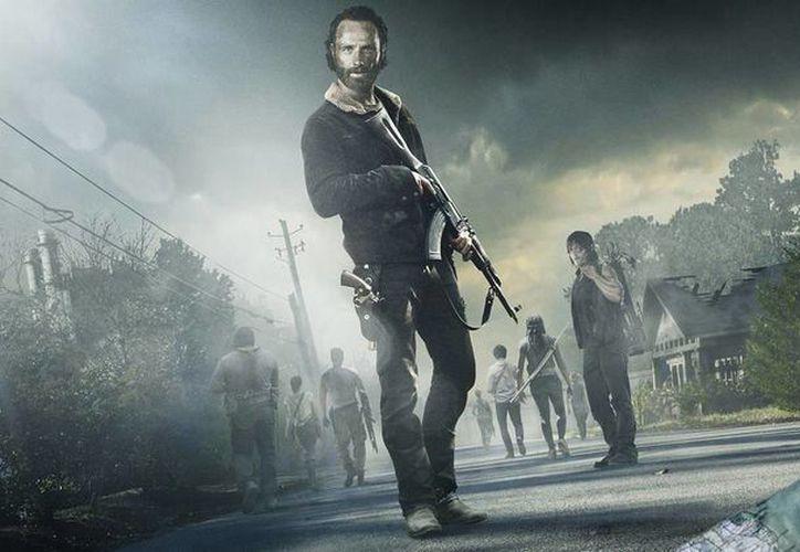 Este lunes concluye la primera parte de la 6ta temporada de la serie 'The Walking Dead', la cual ha roto diferentes récords de audiencia en la televisión de Estados Unidos y Latinoamérica. (manchestergazette.co)