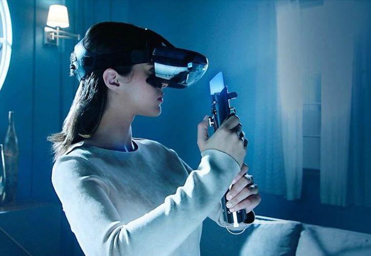 El juego 'Star Wars: Jedi Challenges' es compatible  con teléfonos avanzados.  (Roadtovr.com)