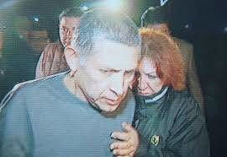 General Roberto Dawe González al salir de prisión. (www.animalpólitico)