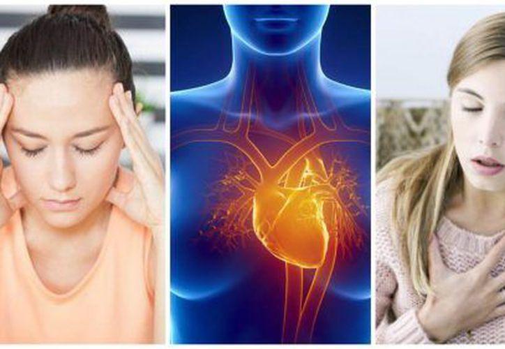 Los síntomas del infarto femenino difieren de los del masculino. (Foto: Mejor con Salud)