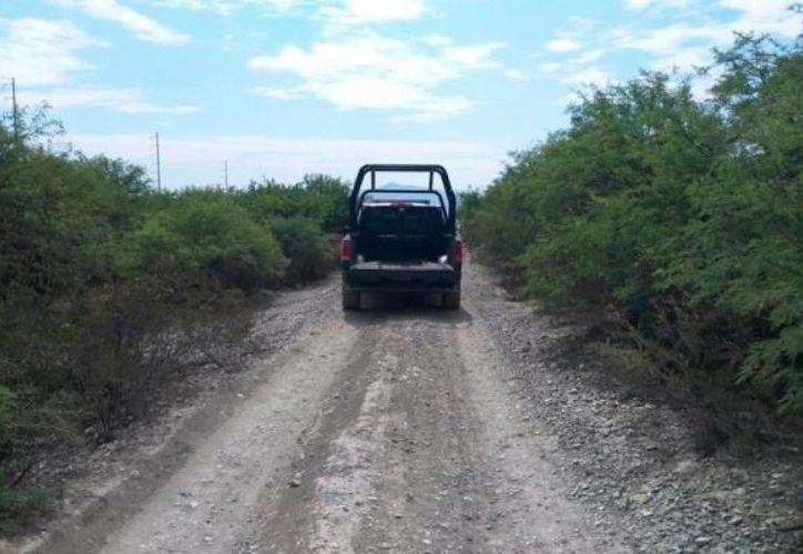 El conductor fue reportado como desaparecido desde el jueves. (Internet)