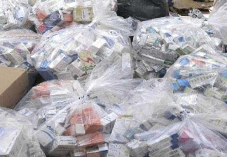 Los medicamentos falsificados constituyen una grave amenaza para la salud pública. (Archivo)